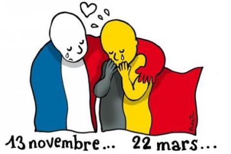 Compassion pour nos voisins belges
